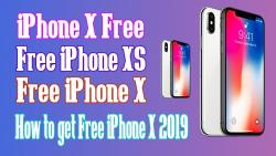 Giveaway Brand New IPhone XS Or XS Max