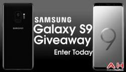 Get A Chance To Win Samsung Galaxy S9
