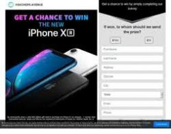 Enter The  Vouchers Avenue And Win Iphone