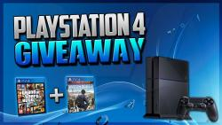 WIN PLAYSTATION 4 INSTANTLY TODAY!