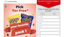 Get Free Your Favorite Chocolate Now