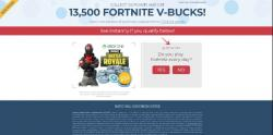 Get 13,500 VBucks For Fortnite PC