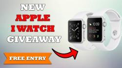 Free An Apple Watch Series 3 Giveaway - 2019