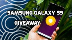 Free International Samsung Galaxy S9 Plus Giveaway – 2019