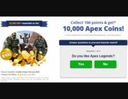 Collect 10.000 Apex Legends Coins Now