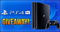 PlayStation 4 Console Giveaway | ELECTRONIC GIVEAWAY 2019.