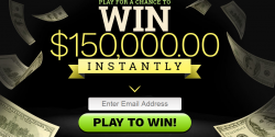 Submit Your Email And Get Your Chance To Win 150,000 $ !!