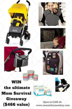 Ultimate Mom Survival Pack