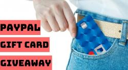 GET FREE PAYPAL GIFT CARD