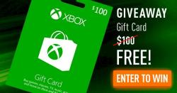 GET FREE XBOX GIFT CARD CODES