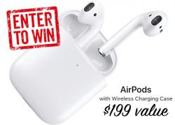 Upcoming AirPods 2 Features And Giveaway!