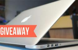 I'm Giving Away A FREE MacBook Pro!