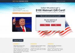 Email/Zip Submit - Get $100 Walmart Gift Card Now!