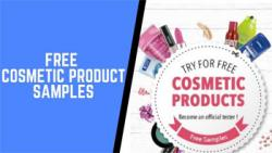 Get Cosmetic Product Samples