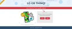 Get The Brand New LG G8 ThinQ