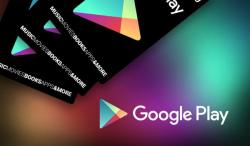 Get Free $50 Google Play Gift Card!