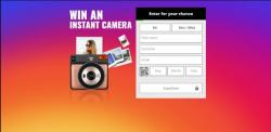 Get A New Instant Camera Now