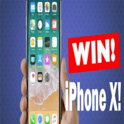 Win IPhone X - IPhone X Giveaway!!