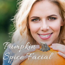 Pumpkin Facial @ Orlando Med Spa