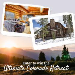 A Weeks Stay For You And Up To 16 Of Your Friends At A Beautiful Cabin In Silverthorne, Colorado!