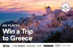 A Trip For Two To Greece