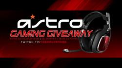 ASTRO A40 TR Gaming Headphones
