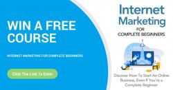 A Course - Internet Marketing For Complete Beginners