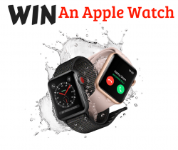Get An Apple Watch Now!!