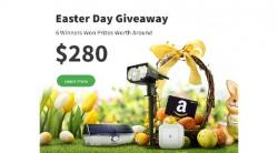 LITOM Easter Day Big Giveaway, 6 Winners, Prizes Worth Around $280