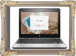 HP Chromebook LAPTOP! (giveaway #15)