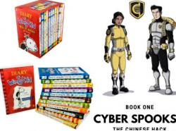 Win Childrens Box Of Books
