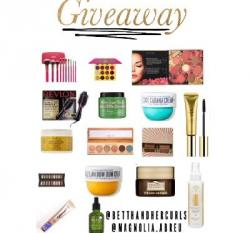 Win Makeup, Skin Care And Hair Products Worth Over $400