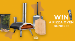 WIN An OONI Pizza Oven Bundle!