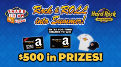 Rock & ROLL Into Summer Giveaway!