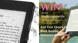 Win A Kindle Paperwhite And E-Book Bundle: Romance Or Fantasy