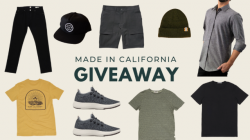 $700 Made In California Giveaway