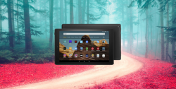 Win A Kindle Fire 10 HD 64GB Tablet With 5 Pre-loaded Women's Fiction Thrillers