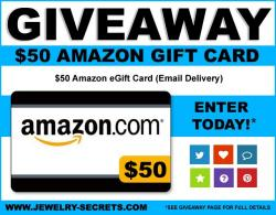 $50 Amazon EGift Card