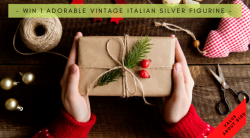Win $100 In Collectible Vintage Silver Italian Figurines!