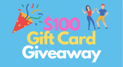 Free $100 Amazon Gift Card Giveaway