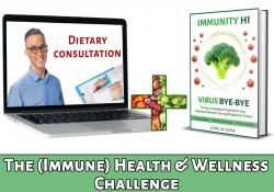 Dietary Consultations + Immune Health Books