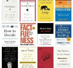 Win 12 Kindle Books About Thinking Improvement, Decision-Making & Success (130$ Value!)