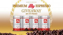 Illy Premium Coffee Giveaway - Best Quality Coffe