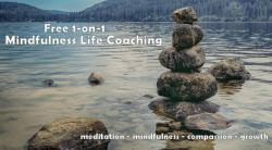 Giveaway: Free 1-on-1 Mindfulness Life Coaching!