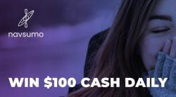 Win $100 Daily With Navsumo