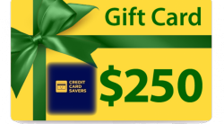 $250 Pay-Your-Credit-Card-Bill Giveaways!