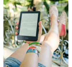 Win A Fabulous Kindle With A Free Cover Thrown In!