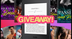 #Kindle Paperwhite Giveaway!