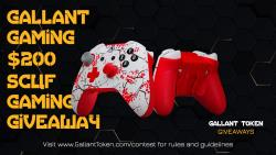 $200 Gift Card For Scuf Gaming