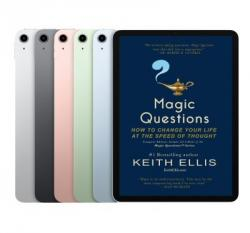 You Could Win The Latest IPad Air!